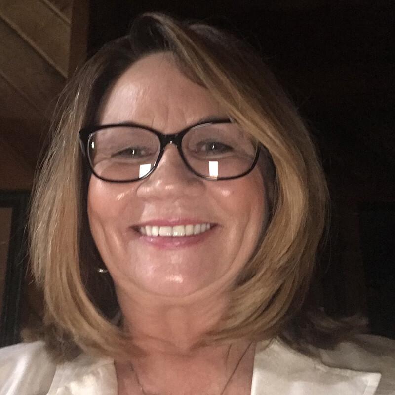 Church Secretary Judy Bumgarner